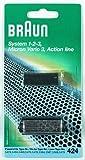 Braun Scherteile Kombipack 424 für Rasierer System 1-2-3, micron vario3, Action line -