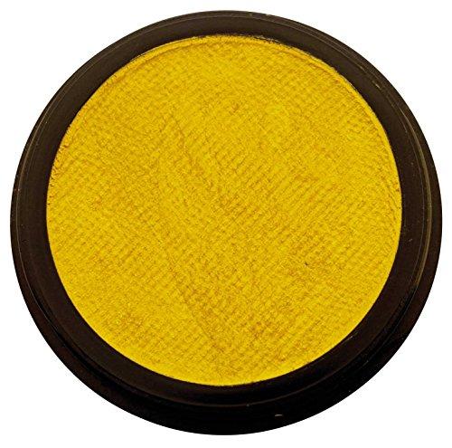 Eulenspiegel Maquillage à l'eau professionel Couleur or perlé 12ml