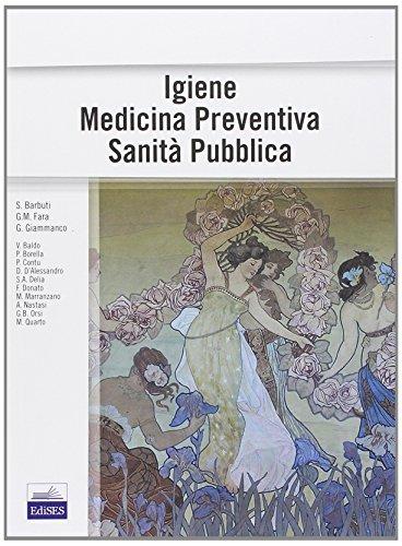 Igiene, medicina preventiva, sanità pubblica