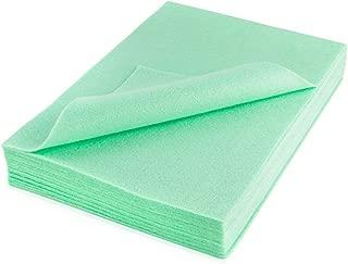 Best mint green felt fabric Reviews