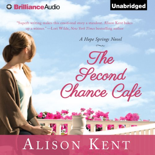 The Second Chance Café     A Hope Springs Novel, Book 1              By:                                                                                                                                 Alison Kent                               Narrated by:                                                                                                                                 Natalie Ross                      Length: 9 hrs and 31 mins     243 ratings     Overall 4.2