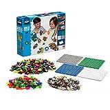 Plus-Plus 9603811 - Mini Giocattolo da Costruzione, 1200 Pezzi, Multicolore