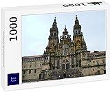 Lais Puzzle Santiago de Compostela 1000 Piezas