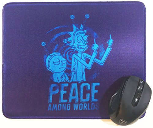 12x10 Inch Funny Mid-Finger Adult Animated Cartoon Mousepad Large Mouse Pad Mouse mat