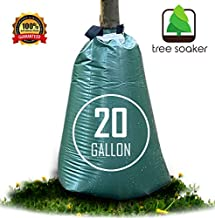 Tree Soaker Tree Watering Bag | 20 Gallon Slow Release Drip Tree Irrigation System | Watering Bag for Trees and Landscaping