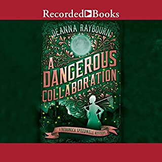 A Dangerous Collaboration                   Written by:                                                                                                                                 Deanna Raybourn                               Narrated by:                                                                                                                                 Angele Masters                      Length: 12 hrs and 33 mins     16 ratings     Overall 4.6