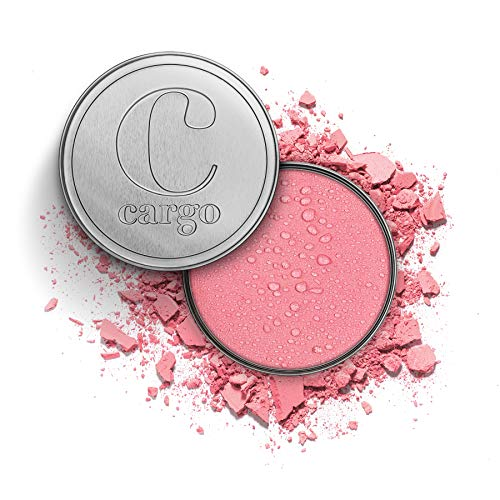 Cargo Cosmetics - Swimmables Longwear Blush, High Pigment, Buildable, Blendable, Water Resistant Ibiza