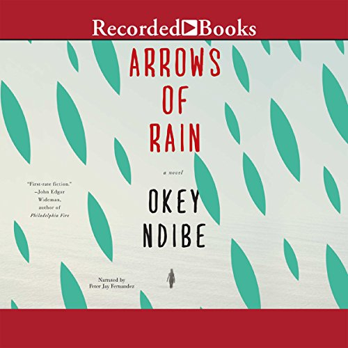 Arrows of Rain audiobook cover art