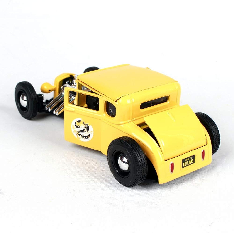 Venta barata HURONG168 Coches Vehículos Juguetes 1929 Ford modificó el el el Modelo de Coche de aleación de simulación Modelo de Coche clásico Decoración de coche15.5cmx7.3cmx4.7cm colección de Modelos de Coches  tomar hasta un 70% de descuento