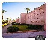 25X30cm Alfombrilla Mouse Pad - Marruecos Marrakech África Viajes Turismo marroquí 1