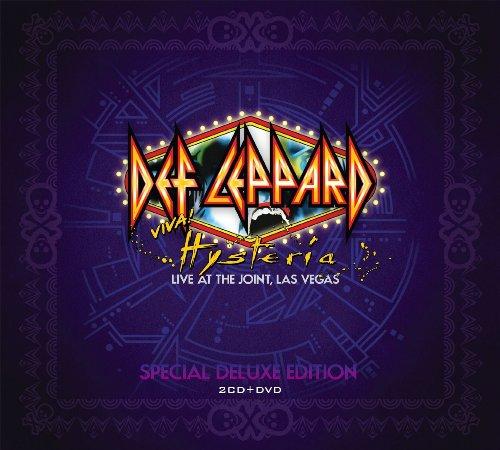 Viva! Hysteria (Spec.Deluxe Edt.)2Cd+Dvd