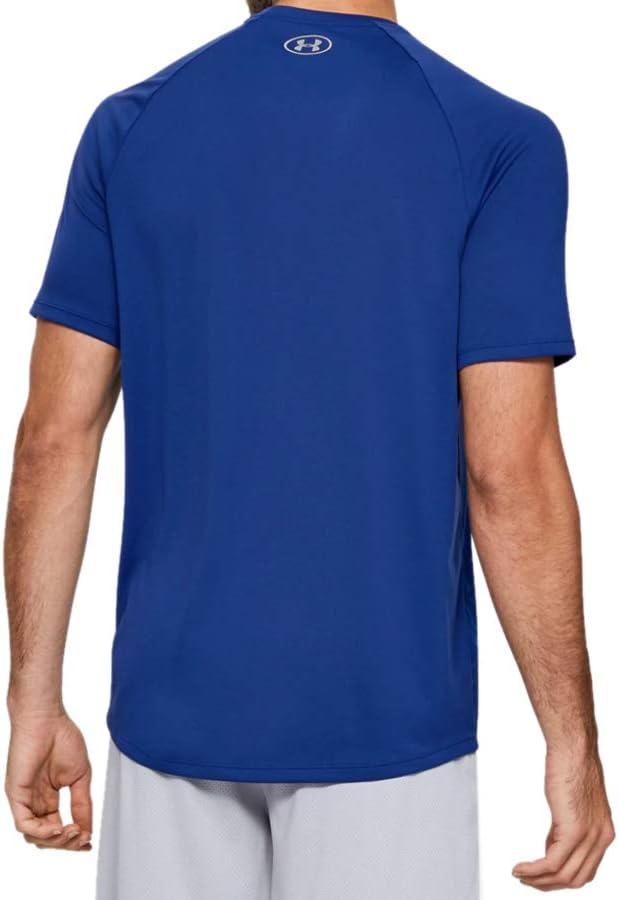 Under Armour Mens Tech 2.0 Vibe Print Short Sleeve Gym Workout T-Shirt