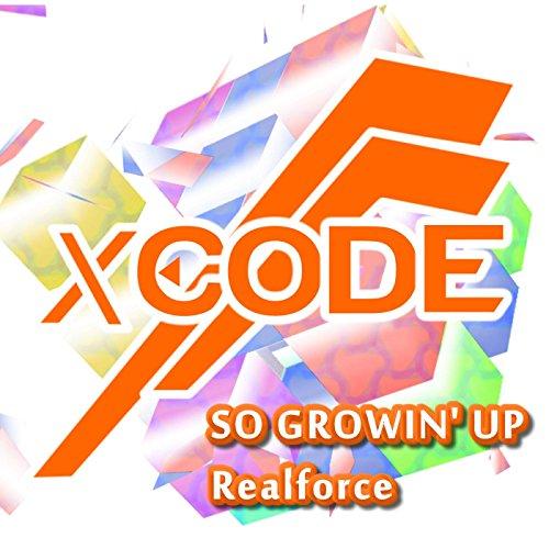 SO GROWIN  UP Realforce