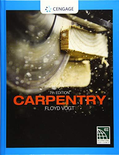 Carpentry (MindTap Course List)