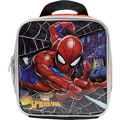 Lancheira Spider Man X1-9454 - Artigo Escolar