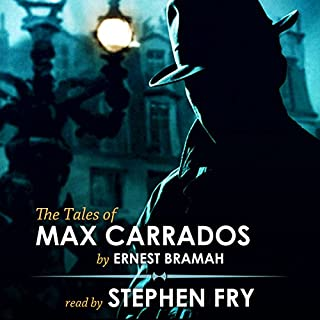 MEMBER GIFT: The Tales of Max Carrados cover art