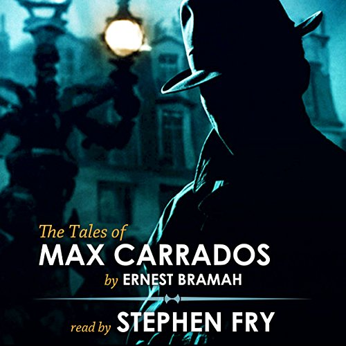 Book cover of  MEMBER GIFT: The Tales of Max Carrados