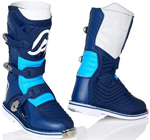 Bottes x-kid Bleu/Bleu t.34