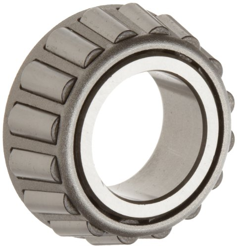 Timken 14137A Tapered Roller Bearing, Single Cone, Standard Tolerance, Straight Bore, Steel, Inch, 1.3750