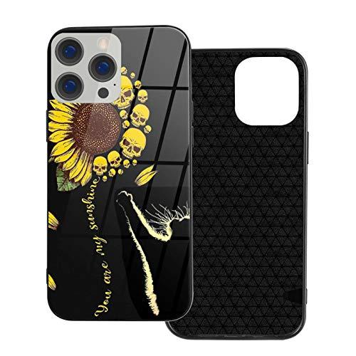 DOWNN Carcasa de cristal para iPhone 12, diseño de gato en 3D, flexible, suave, protección de poliuretano termoplástico, resistente a golpes, para iPhone 12/12 Pro/12 Mini/12 Pro Max