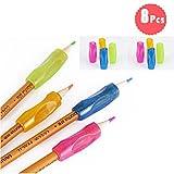 DoGeek Ergonomische Schreibhilfen für Stifte Silikon Stift Griffe Griffhalter Bleistift Grips...