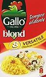 Gallo Riso Versatile, Chicchi per Tutte le Ricette, 1kg