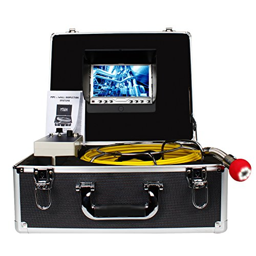 HBUDS Pipe Pipeline Inspection Camera