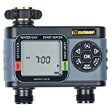 Melnor HydroLogic 2-Zone Digital Water Timer