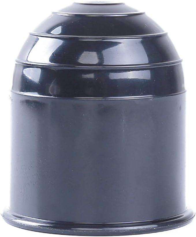 Joofff Abdeckung Für Anhängerkupplung Einfach Und Praktisch Für Pkw Anhängerkupplung Schwarz Auto