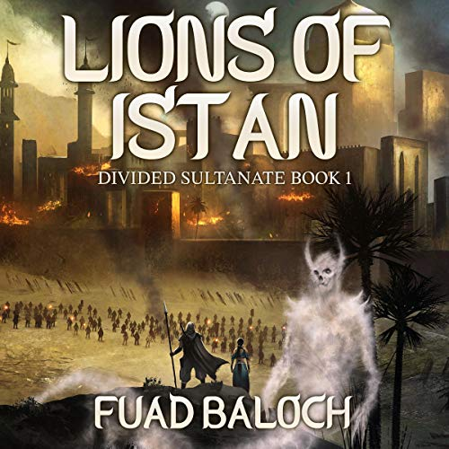 Lions of Istan cover art