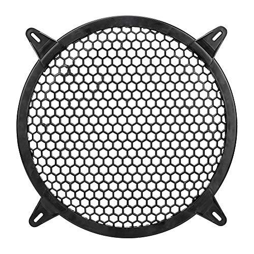 Holdream parleurs Auto Filet de Protection pour Grille de Son Film décoratif 25,4 cm