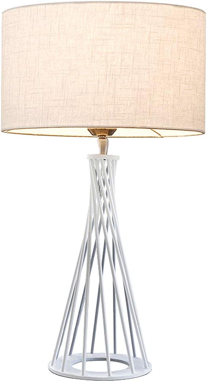 JLZS JLZS JLZS Tischlampe Schlafzimmer Bett Warmes Licht Nordische Einfache Moderne Kreative Wohnzimmer Europäische Warme Romantische Nachttischlampe B07H3VD8S4     | Shopping Online  18f5a0