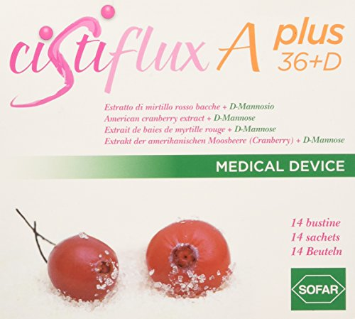 Cistiflux A Plus 36 D 14Bust