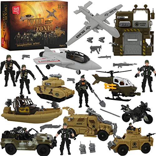 Top Right Toys Military Action A...