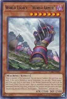 world legacy world armor