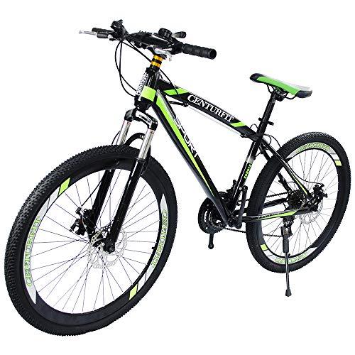 bicicleta mercurio ranger r26 fabricante CENTURFIT