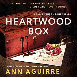 Heartwood Box audiobook cover art