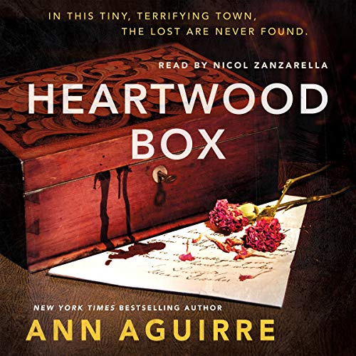 Page de couverture de Heartwood Box