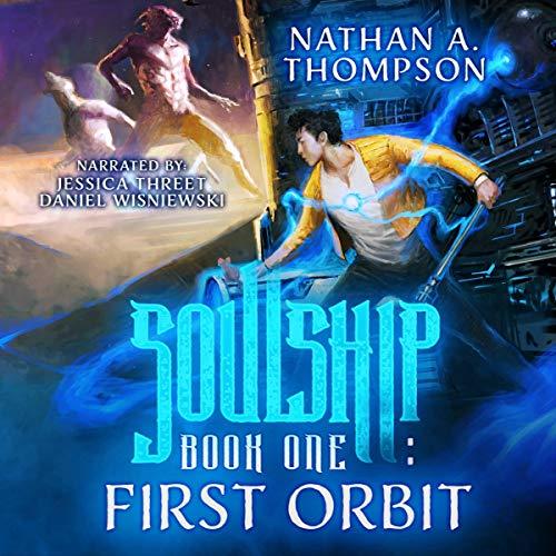 First Orbit cover art