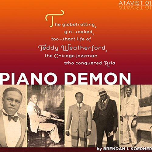 Piano Demon audiobook cover art