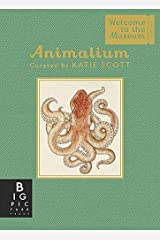 Animalium (Mini Gift Edition) (Welcome To The Museum) Hardcover