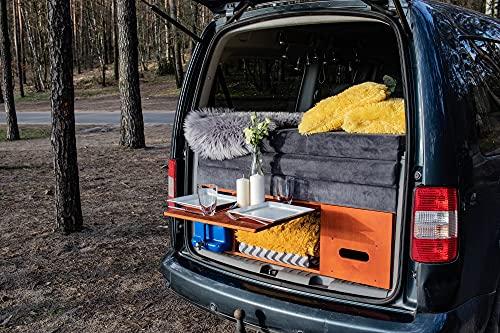 Campingbox Heckküche Schlafsystem...