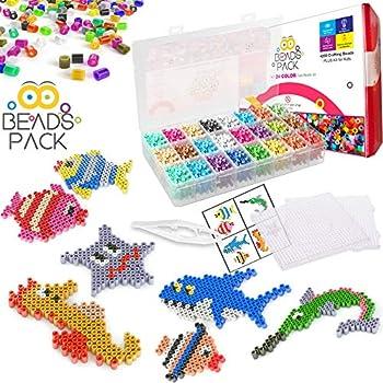 undertale bead art