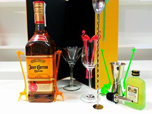 Tequila Reposado Jose Cuervo en Cofre Dorado - Un Regalo Espectacular y Diferente