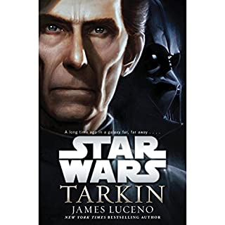 Tarkin: Star Wars audiobook cover art