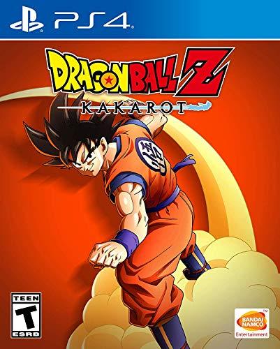 DRAGON BALL Z: Kakarot (輸入版:北米) - PS4