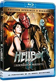 Hellboy II, Les légions d'or maudites [Édition Spéciale DVD & BlueRay] (B001Q4N8VM) | Amazon price tracker / tracking, Amazon price history charts, Amazon price watches, Amazon price drop alerts
