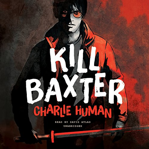 Kill Baxter cover art