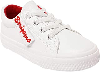 Hopscotch LCL - Walktrendy PU Casual Wear Sneakers for Boys and Girls - White