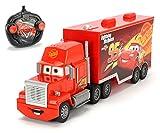 "Dickie Toys 203089025 - ""Cars 3 Turbo Racer Mack Truck"", RC Fahrzeug, ferngesteuerter LKW, 1:24, 46cm -"